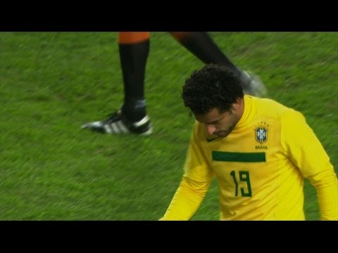 Brazil: Worst penalty shoot out sequence in history
