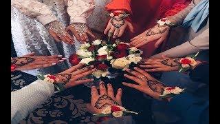 Азербайджан - Красивый Свадебный Танец Жениха и Невесты. ALLAH XOSBEXT ETSIN.