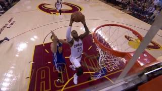 LeBron James Highlights NBA Finals Game 3 - He Scores 39 Points in Tough Loss To Warriors