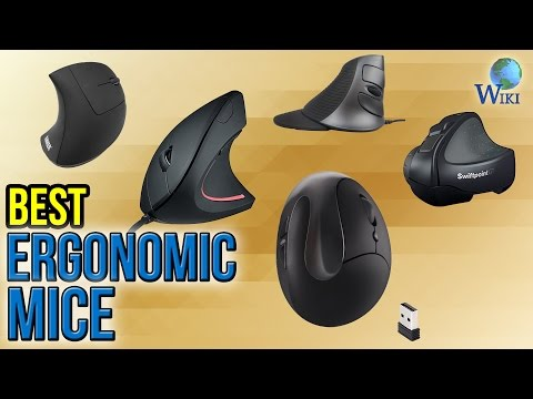 9 Best Ergonomic Mice 2017