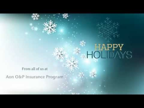 Aon O&P Insurance Program