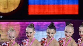 видео Дубова Дарья - лучшая гимнастка на Юношеских Олимпийских Играх