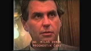 Miloš Zeman - prognostik (Znovu89)