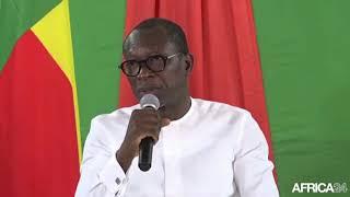 Bénin, LE PRÉSIDENT PATRICE TALON ASSURE DE L'ORGANISATION D'UNE PRÉSIDENTIELLE OUVERTE EN 2021