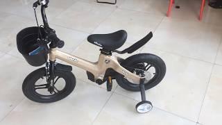 [TOAN THANG CYCLES] Xe đạp trẻ em Aibeile Kid 14 Bronze cho bé 3-5 tuổi
