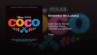 Remember Me (Lullaby)