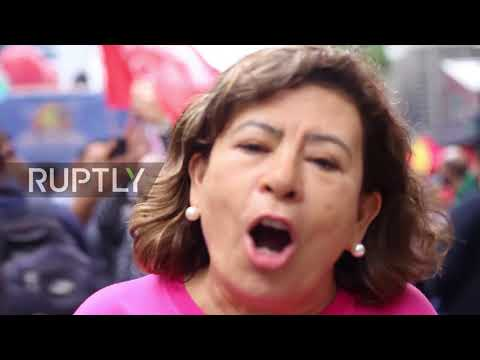 Brazil: Workers decry education and health investment freeze in Sao Paulo