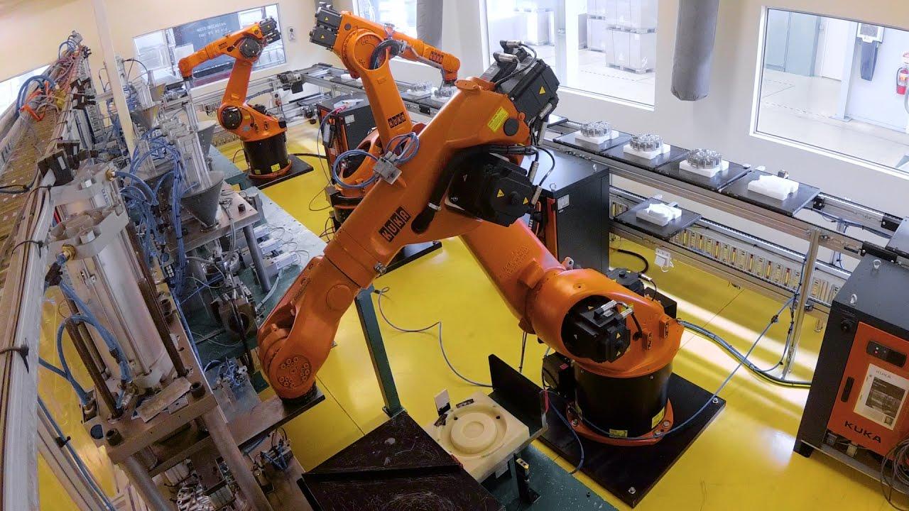 Mett Manufacturing – Automotive Manufacturing