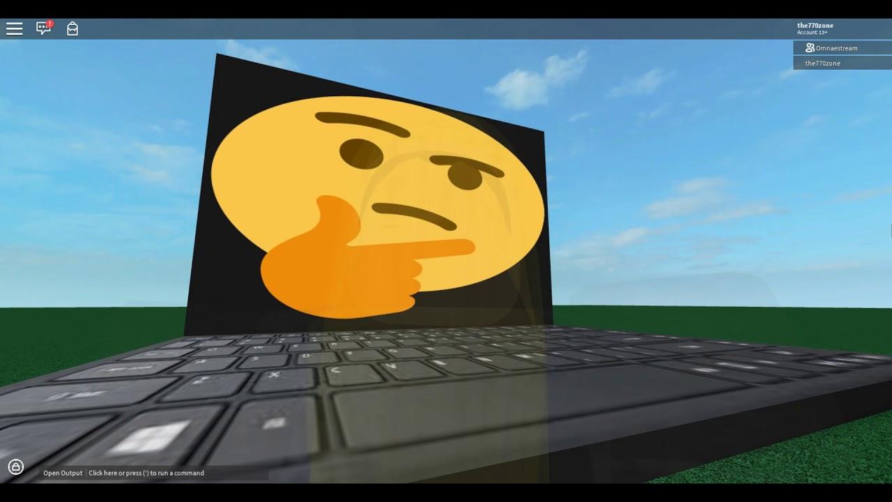 Roblox Script Showcase Dion Meme Laptop V2 Youtube