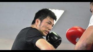 ミドル級王座返り咲きの村田諒太が練習再開「やっと自分の形ができた」 - 毎日新聞