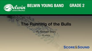 The Running of the Bulls by Michael Story - Score & Sound