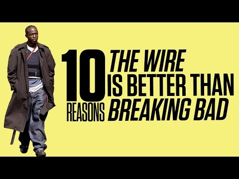 The Wire vs. Breaking Bad | 10 Reasons Why The Wire is Better | Complex