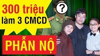 Kết Cục Của Trưởng Công An Xã Bắt Con Nuôi Quang Lê Là HUYỀN TRÂN Nộp 300 Triệu Làm Chứng Minh Thư