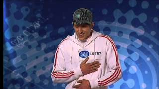 Danny Saucedo - I Swear - Audition Idol 2006 (TV4)