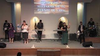 """ COMO VOY A ALEJARME DE TI, FUENTE DE VIDA""- CANCION -IGLESIA CRISTIANA"