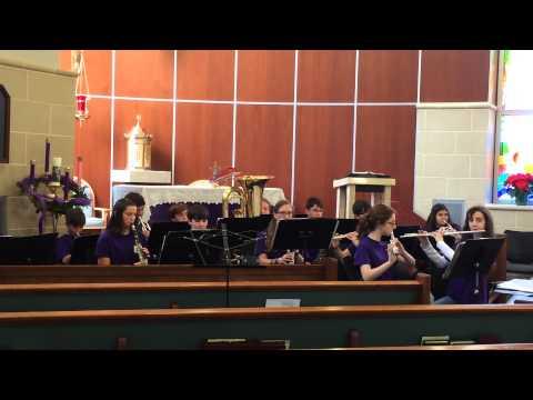 Cathedral Carmel School Band