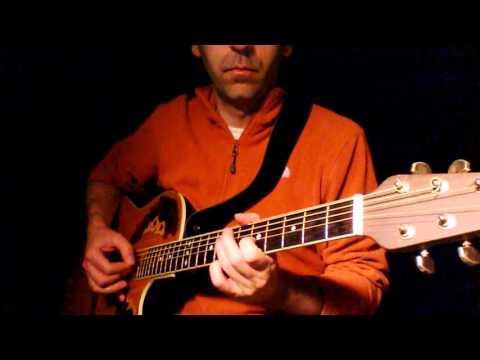 Ovation Celebrity CS257 (unplugged) demo