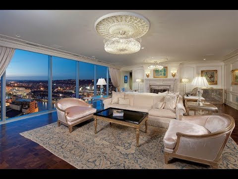 The Penthouse at the Residences in Pittsburgh, Pennsylvania