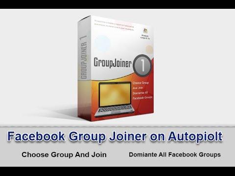 Facebook Group Joiner – FREE DOWNLOAD