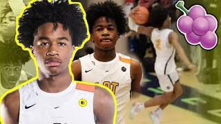 Sharife Cooper is a 5 Star PG & Only 5'10! Next Allen Iverson?