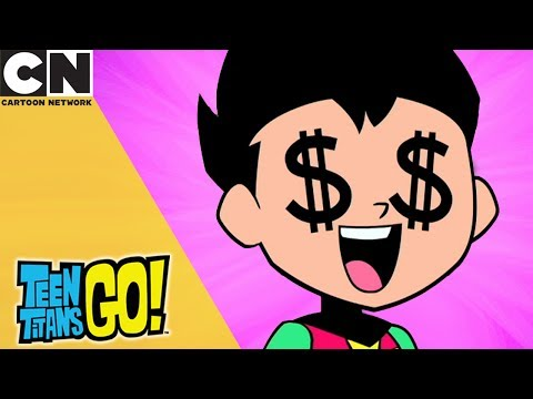Teen Titans Go! | Cash Reward | Cartoon Network