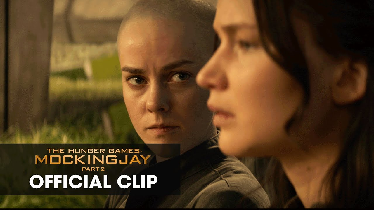 The Hunger Games Mockingjay Part 2 Official Clip Old