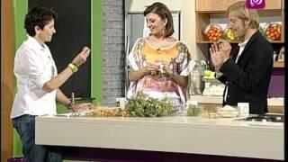 رزان وابو سليم الخضري يتحدثون عن الأطعمة العضوية | Roya