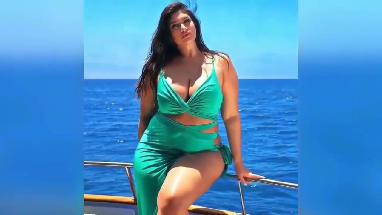 Bbw Bikini Fashion Style Curvy Plus Size Beach Outfit Ideas