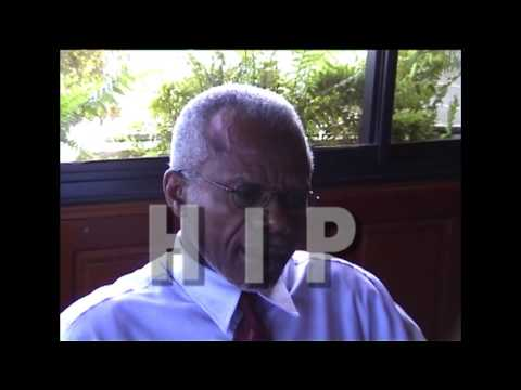 Haiti 2004 Coup [ENGLISH]: Interview w/Prime Minister Yvon Neptune, March 2, 2004