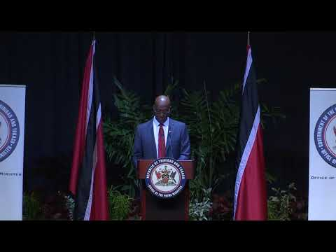 Prime Minister Dr Keith Rowley on the Road Ahead