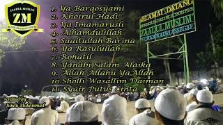 POPULER Kumpulan Sholawat Zaadul Muslim  MENYEJUKKAN HATI
