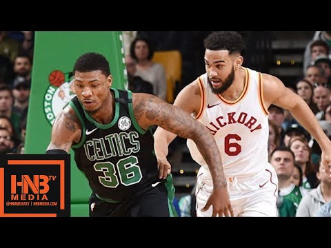 Boston Celtics vs Indiana Pacers Full Game Highlights / March 11 / 2017-18 NBA Season