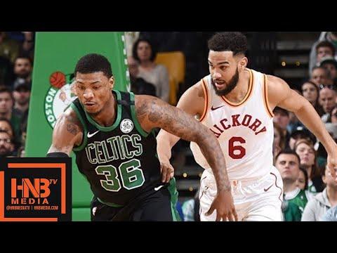Boston Celtics vs Indiana Pacers Full Game Highlights / March 11 / 2017-18 NBA Season