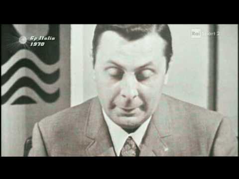 Perle di sport, f1 monza 1970, intervista Ignazio Giunti.avi