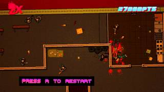 Hotline Miami 2 - Secret Bonus Level THE ABYSS