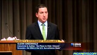 "MUST SEE! Glenn Greenwald In Canada Days After ""Terrorists Attacks"" In Their Country"