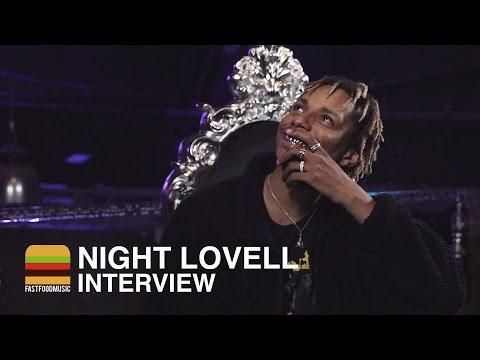 Интервью Night Lovell для «Fast Food Music» (Night Lovell Interview)