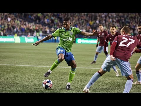 Seattle Sounders - Sounders Roll to 2-0 Win and 2-0-0 Start to 2019