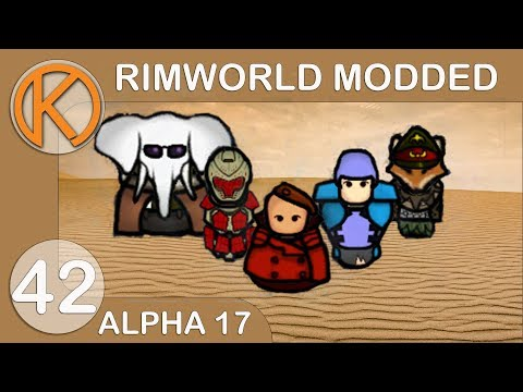 SILICON VALLEY | RimWorld Modded - Ep. 42 | Let's Play RimWorld Modded Alpha 17 Gameplay