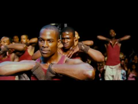 Stomp the yard long final battle