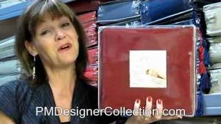 PM Designer Collection Introduction  1200 Thread Count Sheets(, 2012-02-17T04:43:49.000Z)