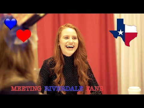 Download Youtube: RIVERDALE GOES TO DALLAS | Madelaine Petsch
