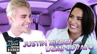 Baixar Demi Lovato & Justin Bieber Carpool Karaoke
