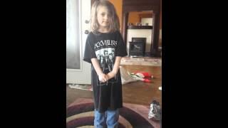 Little Andy Biersack fan