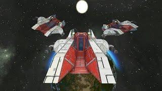 Massive Update! Space Engineers - Total Block Redesign - New Multiplayer