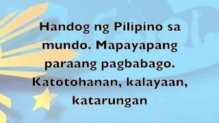 Handog ng Pilipino sa Mundo - Minus One  Feb. 2014