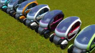Sims 3 Renault Twizy + Objects