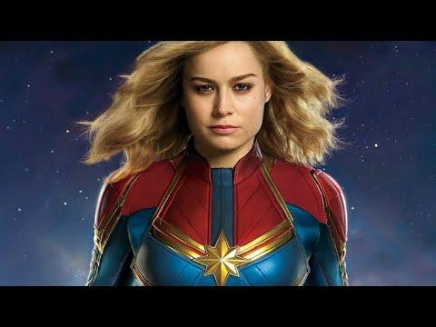 Captain Marvel still looks BORING