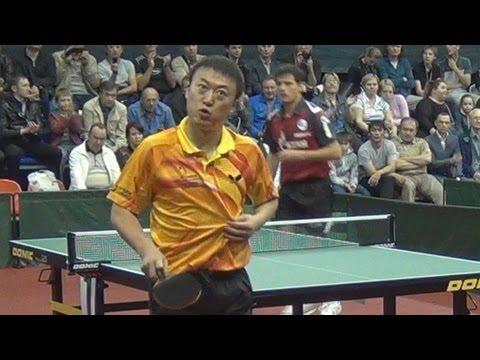MA Lin vs