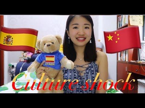 Diferencias culturales entre China y España (subtitulos en chino)中西文化差异